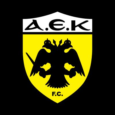 AEK FC logo vector