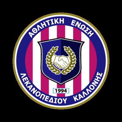 AEL Kallonis logo vector
