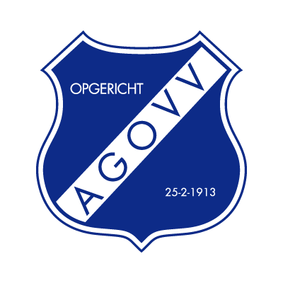 AGOVV Apeldoorn logo vector