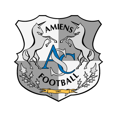 Amiens SC logo vector