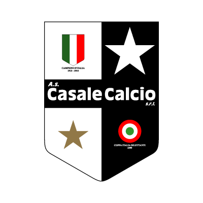 AS Casale Calcio logo vector