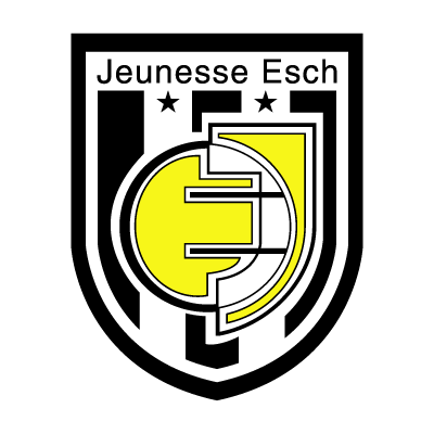AS La Jeunesse d'Esch logo vector