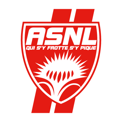 AS Nancy-Lorraine vector logo