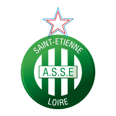 AS Saint-Etienne (1919) logo vector