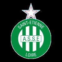 AS Saint-Etienne vector logo