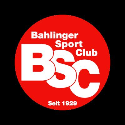 Bahlinger SC logo vector
