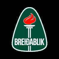 Breidablik UBK vector logo