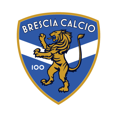 Brescia Calcio (Old 100) logo vector