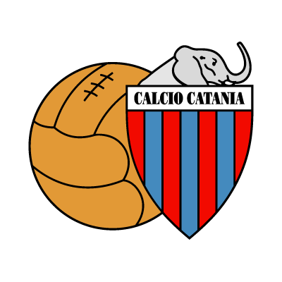 Calcio Catania vector logo