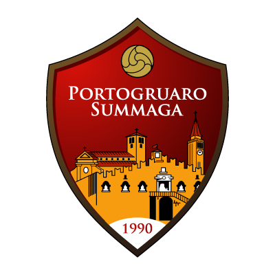 Calcio Portogruaro Summaga logo vector