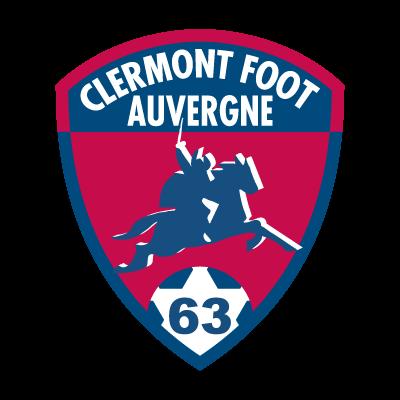 Clermont Foot Auvergne 63 vector logo