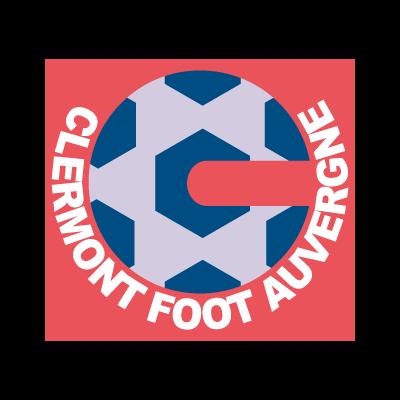 Clermont Foot Auvergne vector logo