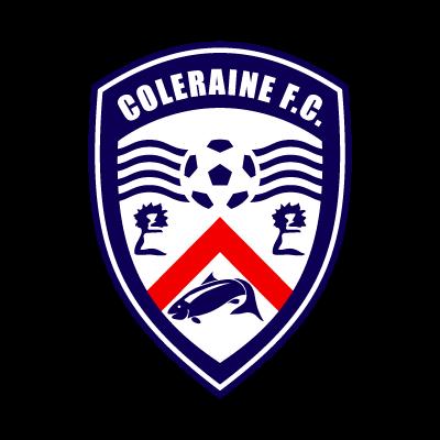 Coleraine FC logo vector