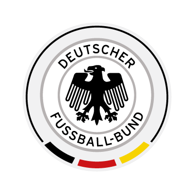 Deutscher FuBball-Bund (Black) vector logo