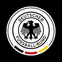 Deutscher FuBball-Bund (Black - White) vector logo
