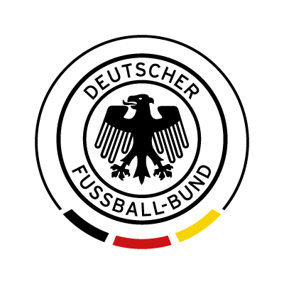 Deutscher FuBball-Bund (Black – White) logo vector