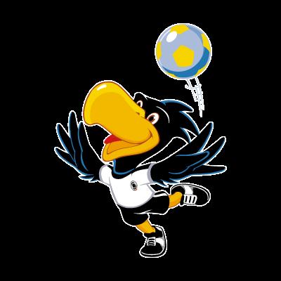 Deutscher FuBball-Bund – Paule (1900) vector logo