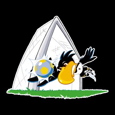 Deutscher FuBball-Bund – Paule (icon) vector logo
