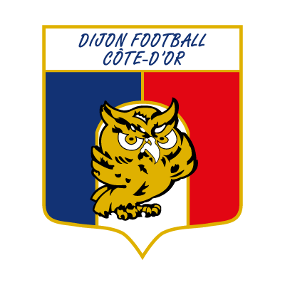 Dijon Football Cote-d'Or logo vector