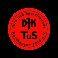 DJK TuS Rotthausen 1910 vector logo