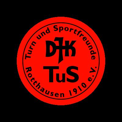 DJK TuS Rotthausen 1910 logo vector