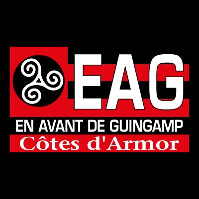 EA Guingamp logo vector