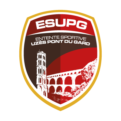 ES Uzes Pont du Gard (2013) logo vector