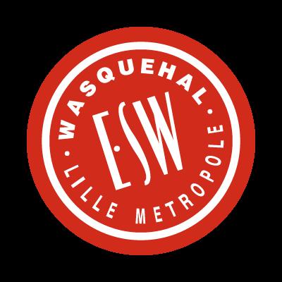 ES Wasquehal logo vector