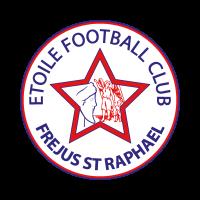 Etoile FC Frejus Saint-Raphael vector logo