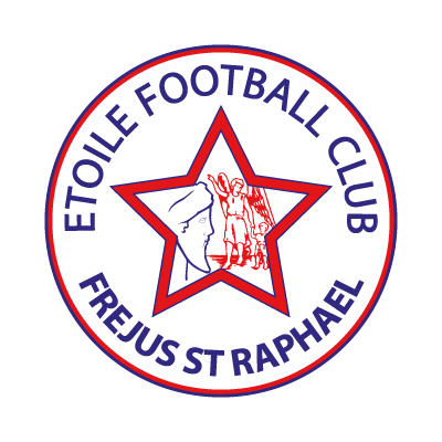 Etoile FC Frejus Saint-Raphael logo vector