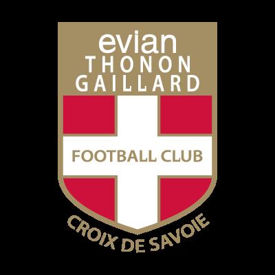 Evian Thonon Gaillard FC logo vector