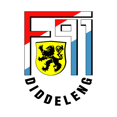 F91 Diddeleng vector logo