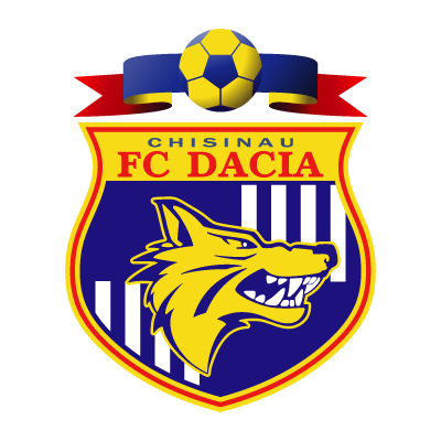 FC Dacia Chisinau (Current) logo vector