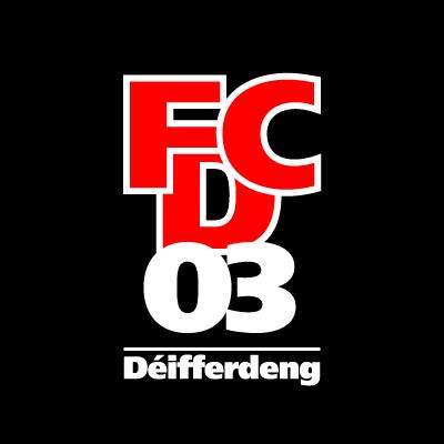 FC Differdange 03 vector logo