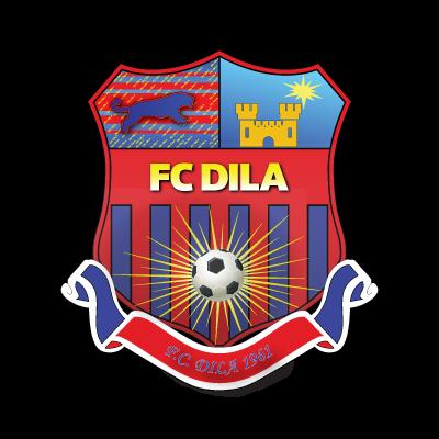 FC Dila Gori logo vector