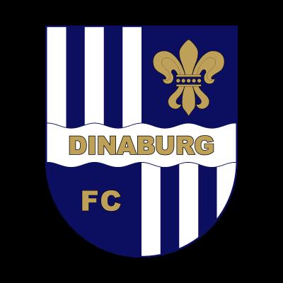 FC Dinaburg logo vector