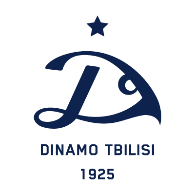 FC Dinamo Tbilisi (1925) vector logo