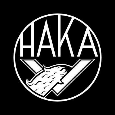 FC Haka logo vector