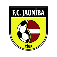 FC Jauniba vector logo