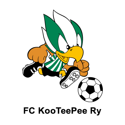 FC KooTeePee Ry logo vector