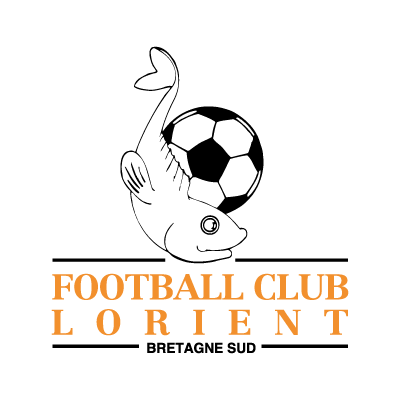 FC Lorient Bretagne Sud logo vector
