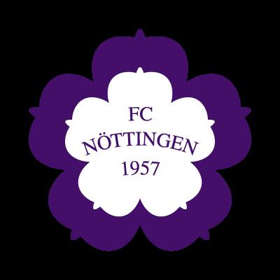 FC Nottingen logo vector