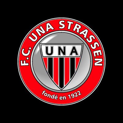 FC UNA Strassen logo vector