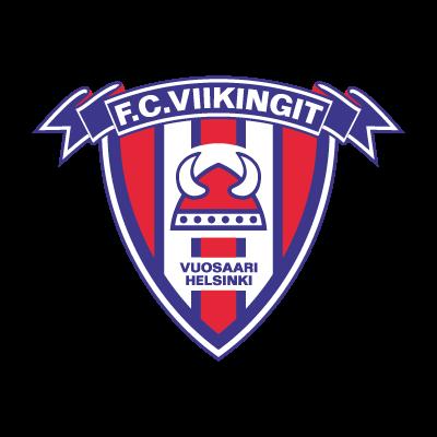 FC Viikingit logo vector