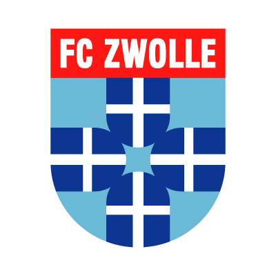 FC Zwolle logo vector