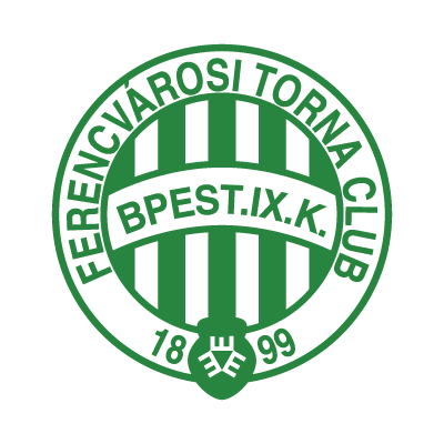 Ferencvarosi TC vector logo (.AI) - LogoEPS.com