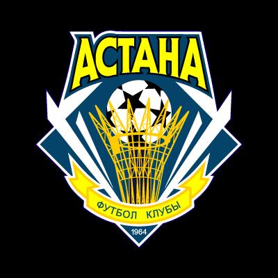 FK Astana logo vector
