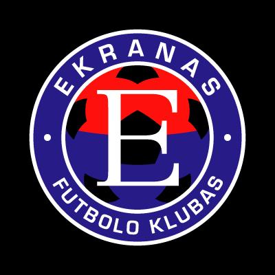 FK Ekranas vector logo
