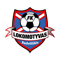 FK Lokomotyvas Radviliskis vector logo