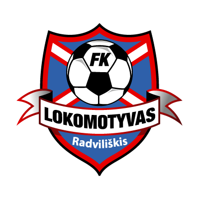 FK Lokomotyvas Radviliskis logo vector